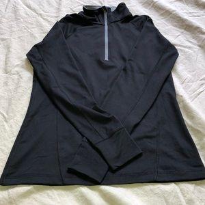 Tek Gear 1/4 zip athletic shirt